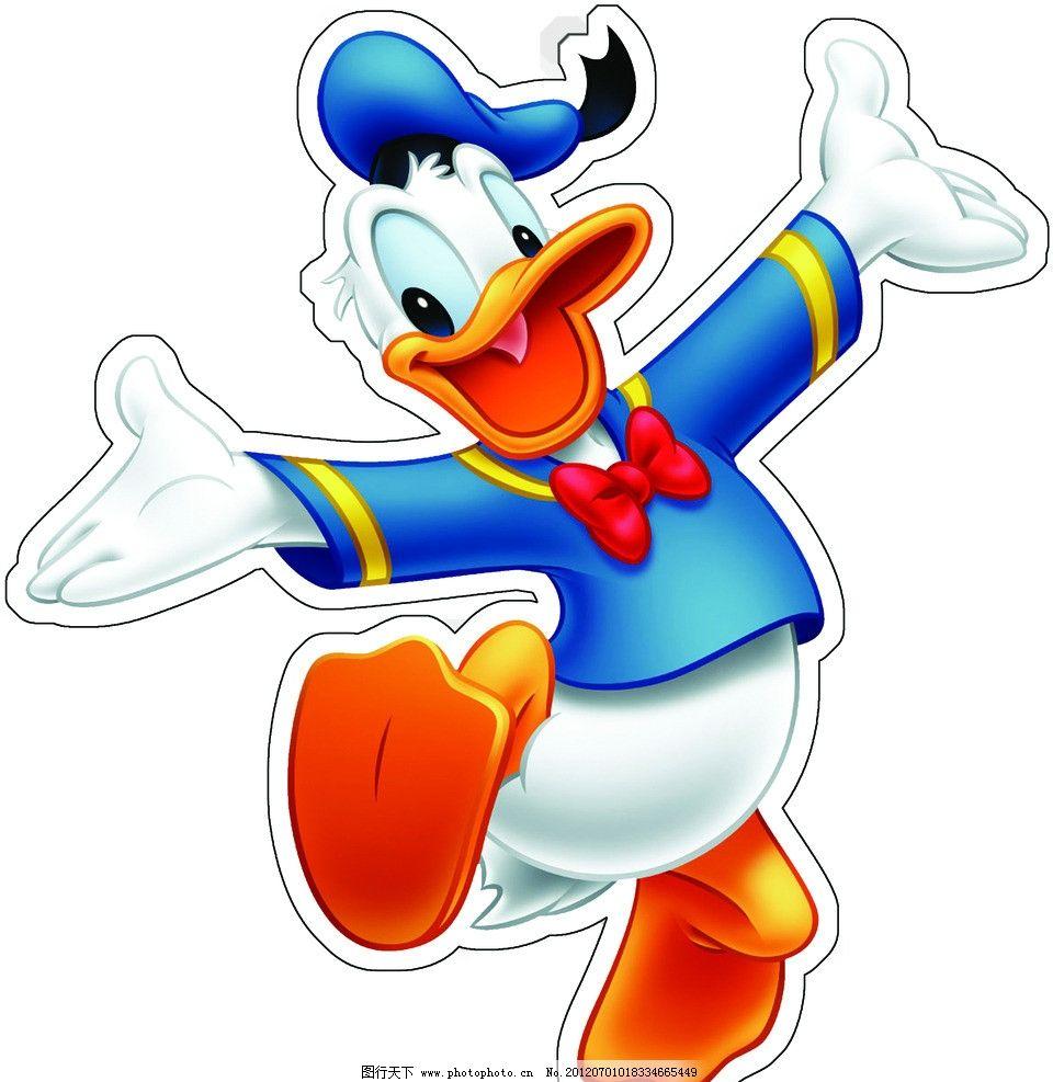 唐老鸭 米老鼠 卡通 可爱 电视人物 动漫 儿童 迪士尼乐园 动漫人物