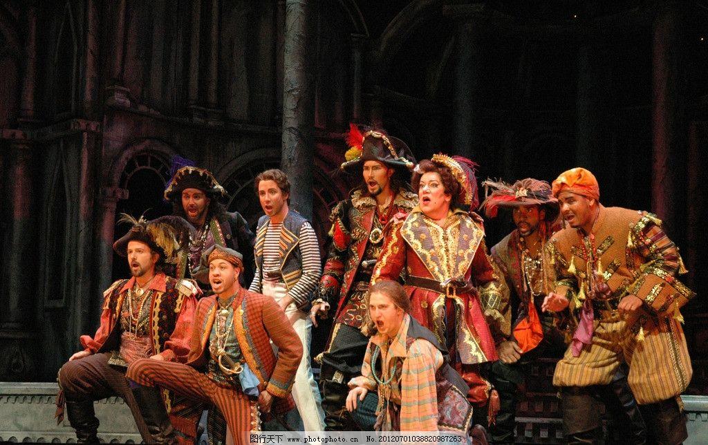 海盗舞台剧图片