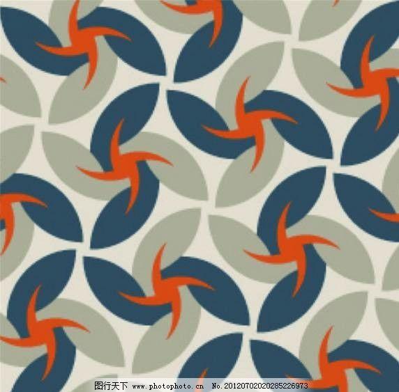 风车 扇叶 飞镖 回旋镖 背景 底纹 抽象 设计 矢量      条纹 花纹 图