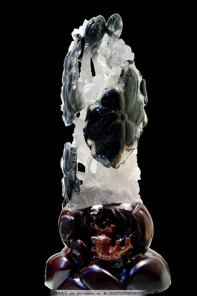水晶雕刻大师陈明建