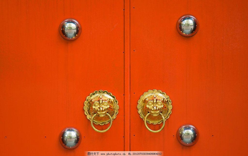 中国古典大门 中国 古典 大门 城门 房门 中国风 古建筑 古代 清代