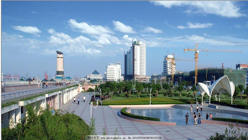 江滨公园图片