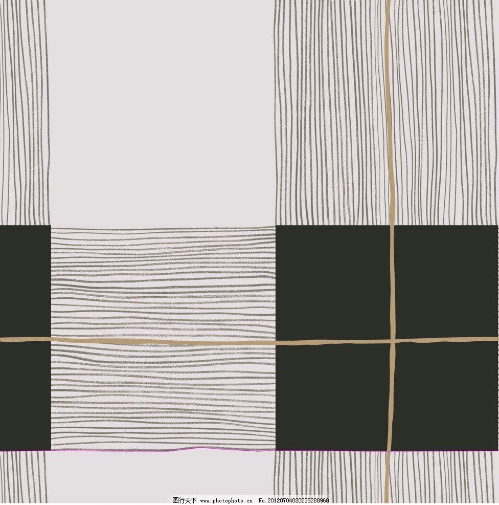 线条与黑灰图片