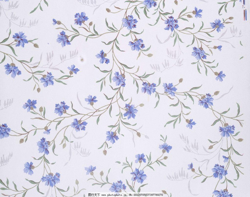 壁纸 墙纸 花纹 纹理 碎花 花朵 装修 装饰 装潢 室内摄影 家居生活