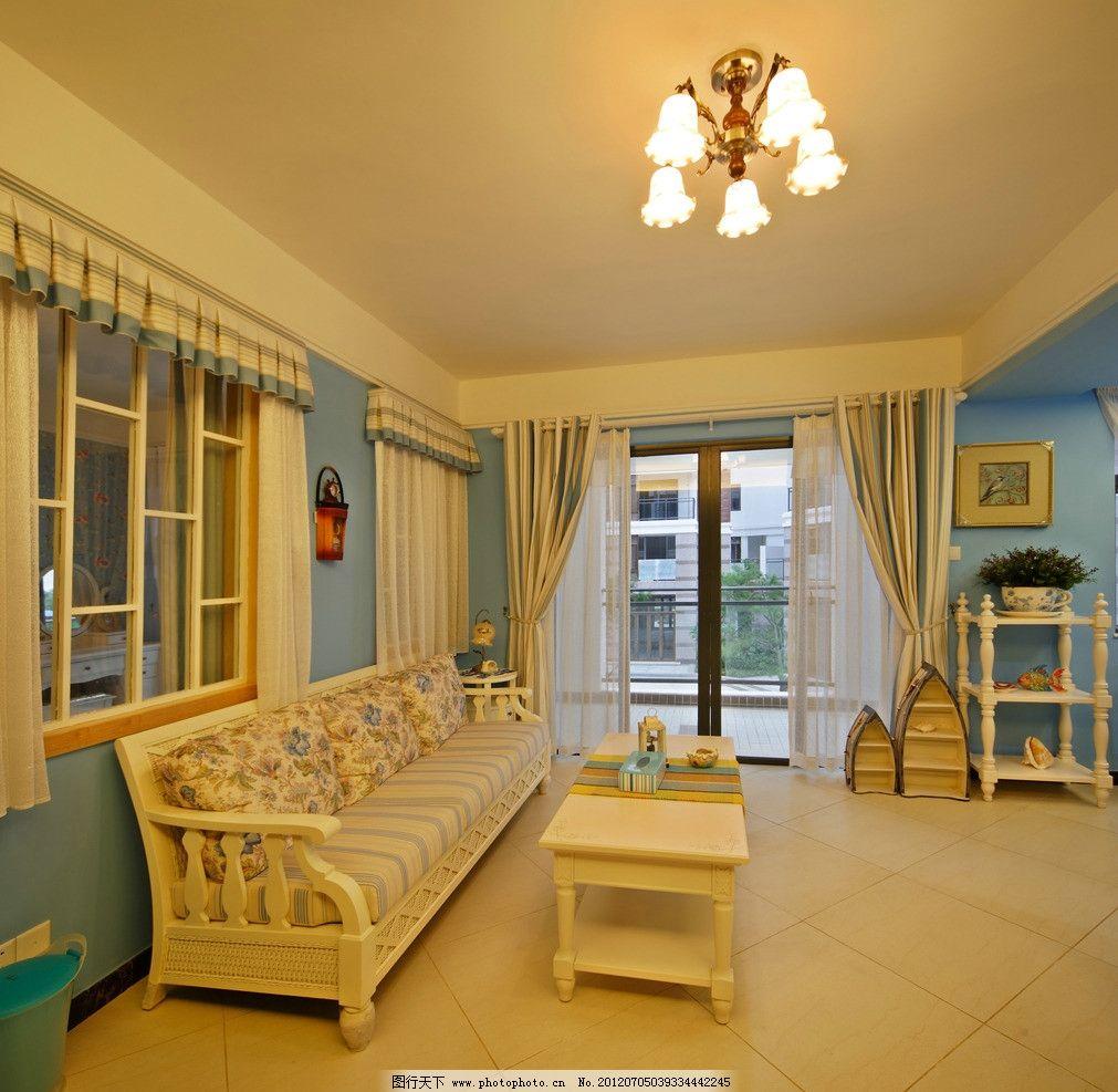 室内样板间 房地产 室内 装修 样板间 欧式 地中海 装饰      沙发图片
