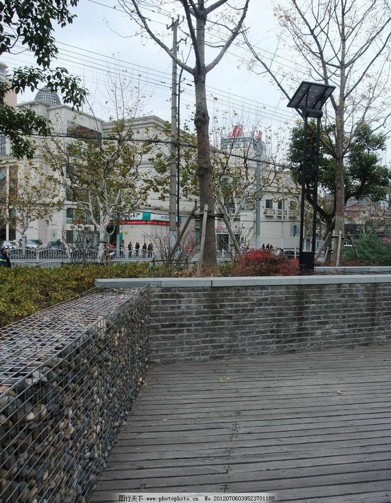 园林矮墙造型分享展示