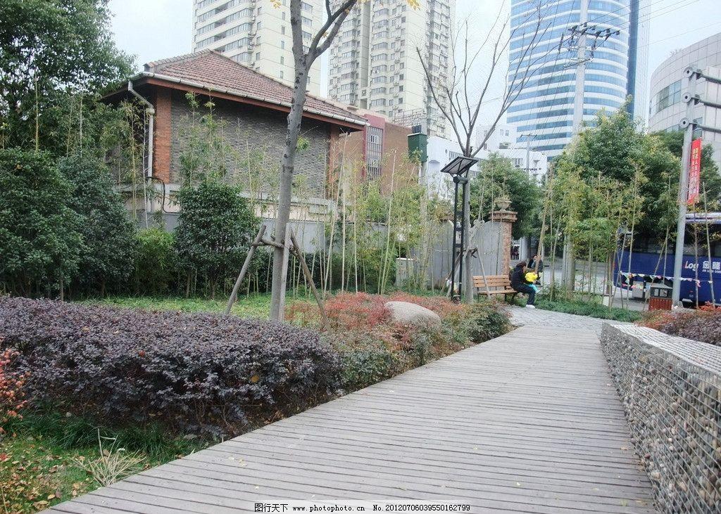 园林欧式景观矮墙效果图