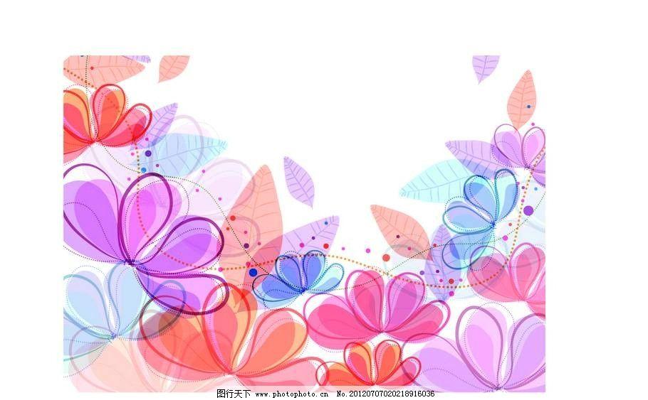 花朵鲜花背景图片