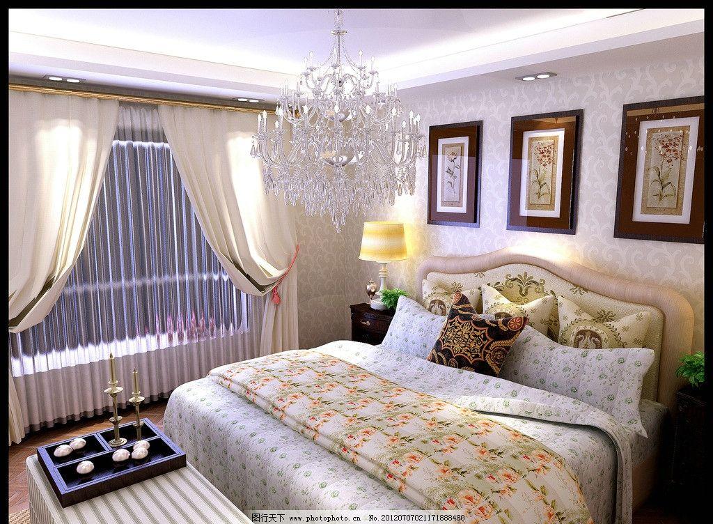 室内设计 卧室图片