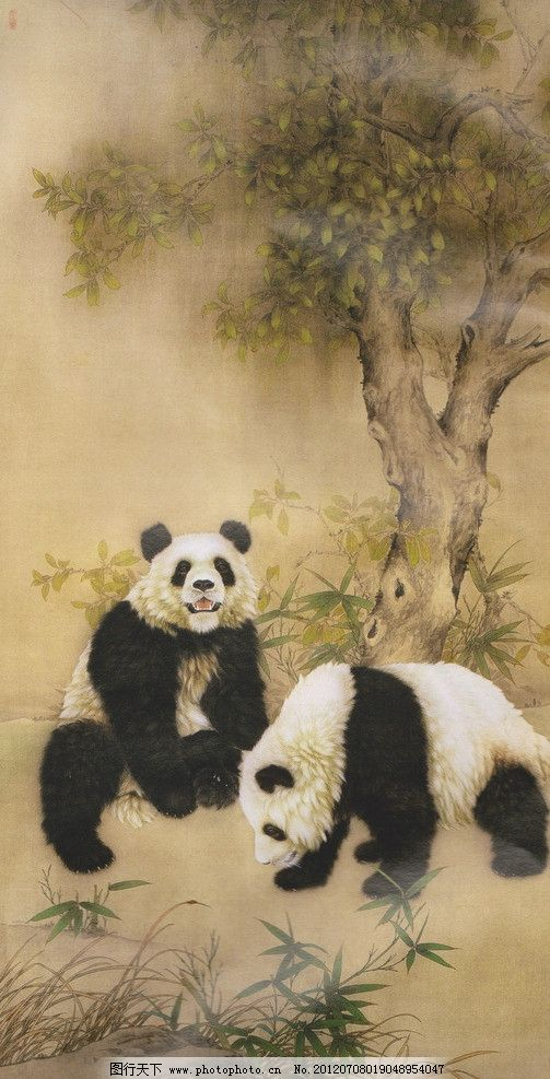 壁纸 大熊猫 动物 503_987 竖版 竖屏 手机