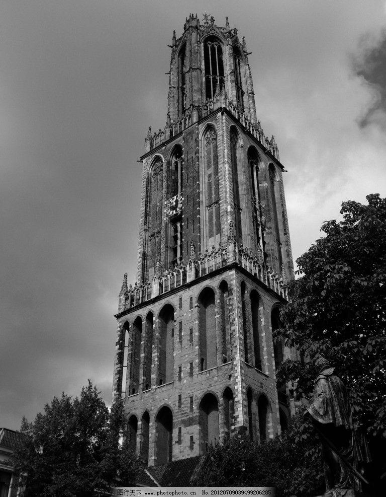 欧式建筑 老建筑 特色建筑 黑白照片 浮雕 雕刻 国外建筑 外国建筑
