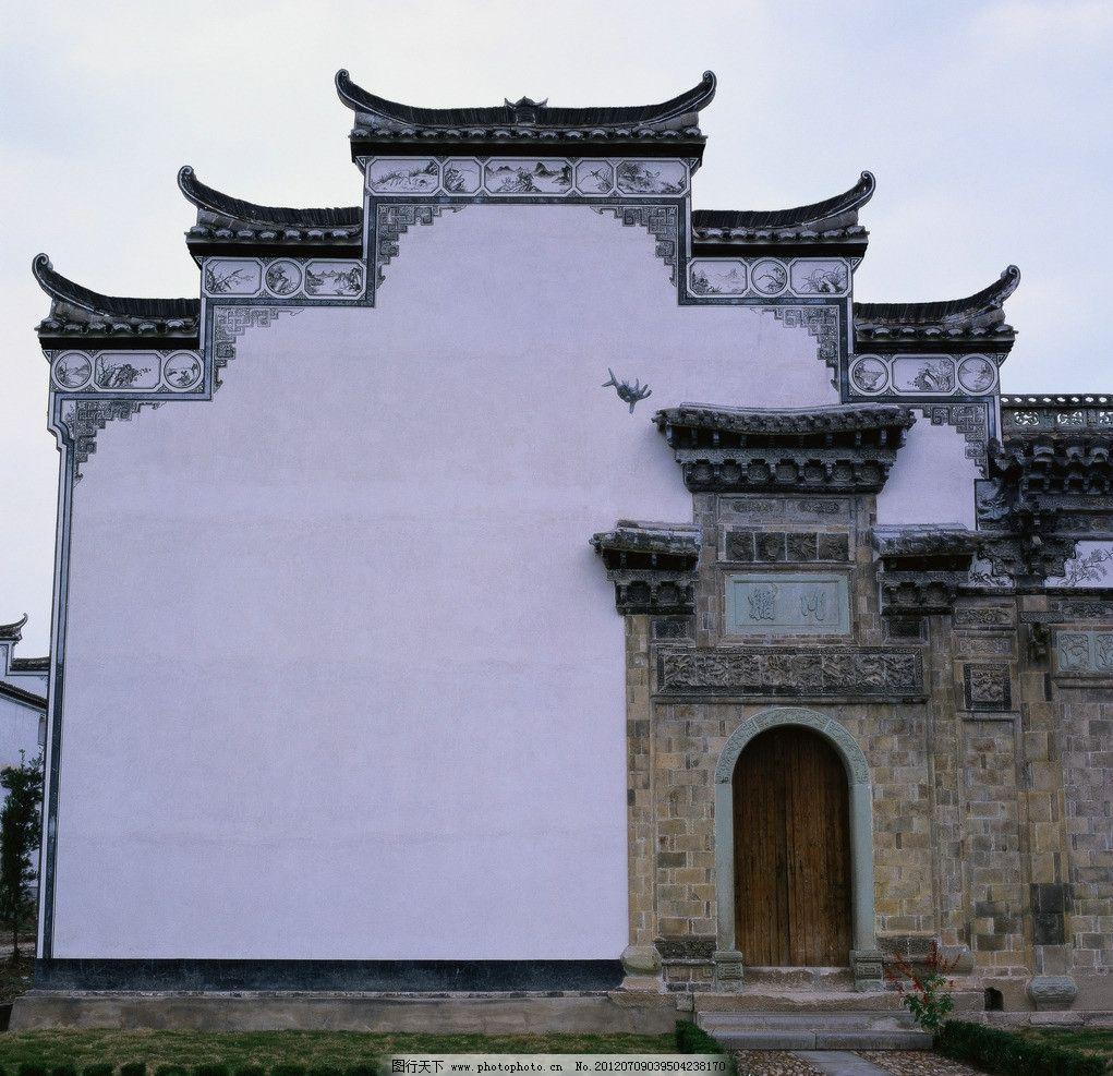 徽式建筑图片图片