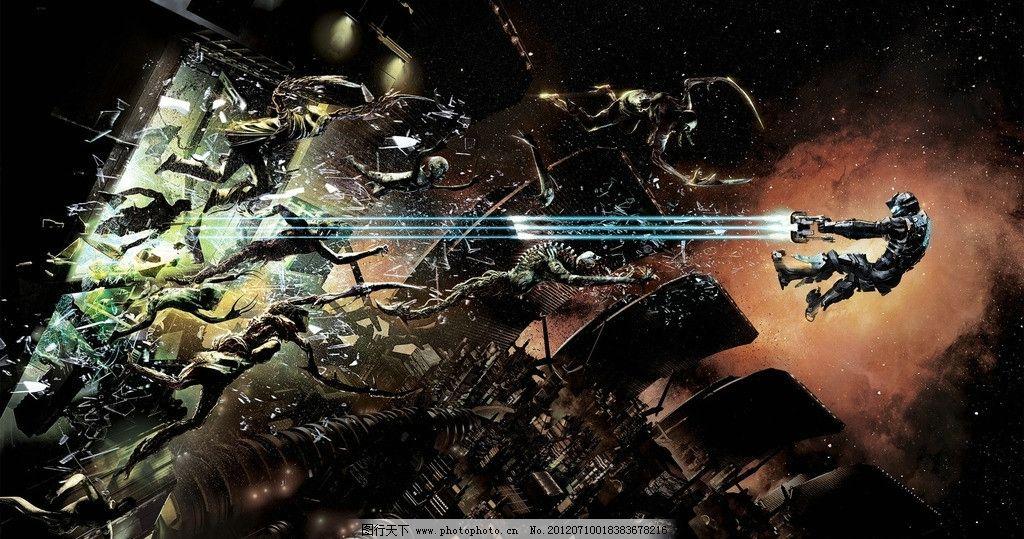 死亡空间 壁纸 恐怖 丧尸 游戏壁纸 其他 动漫动画 动漫人物 设计 96