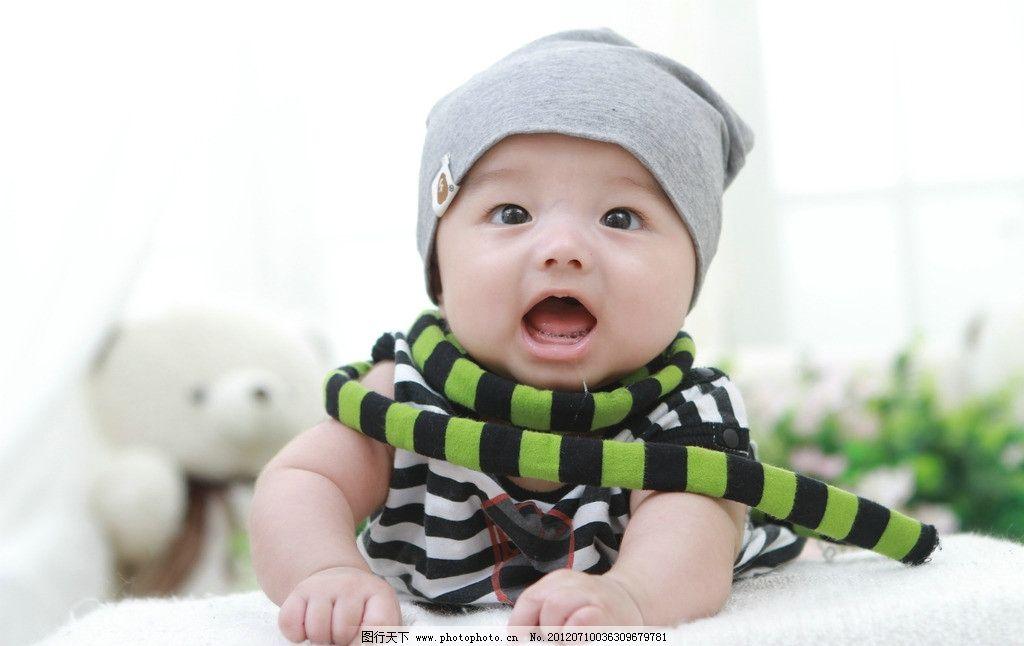 宝宝1 宝宝 可爱宝宝 婴儿 百日照 幼儿 人物摄影 人物图库 摄影 72