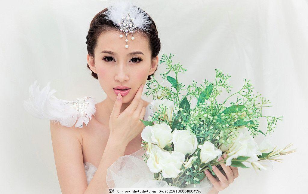 纯爱物语 婚纱样片 影楼摄影 婚纱照 时尚婚纱 鲜花 幸福 写真