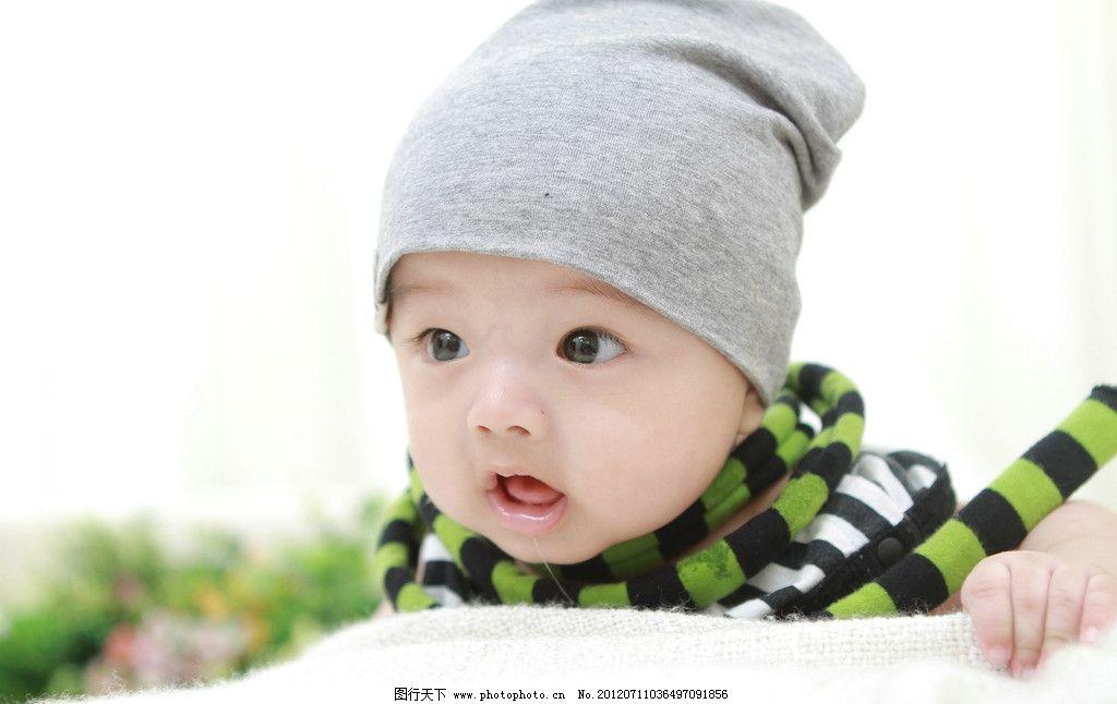 宝宝 可爱宝宝 婴儿 百日照 幼儿 儿童幼儿 人物图库 摄影 72dpi jpg