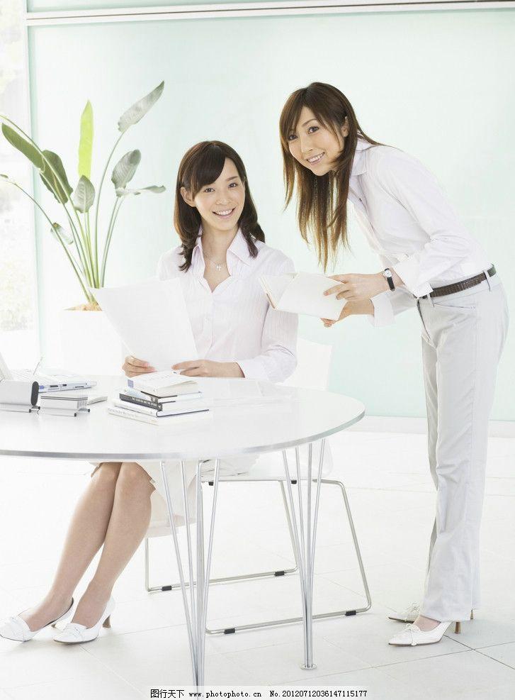 白领 工作 学习 上班 职业人 经理 美女 职业人物 摄影