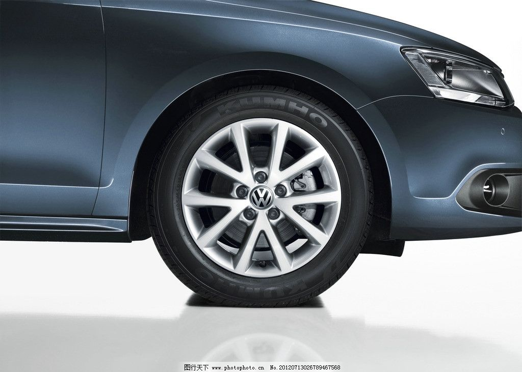 轮毂 一汽 大众 速腾 汽车 交通工具 现代科技 设计 431dpi jpg