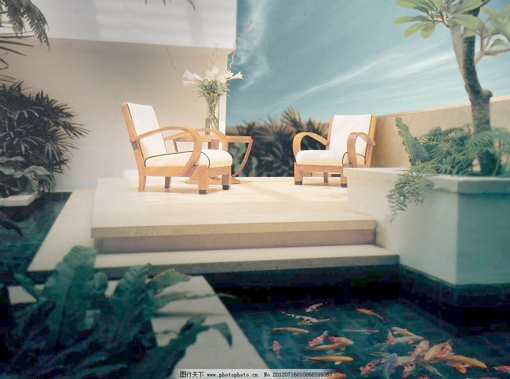 房地产广告 别墅 欧式图片