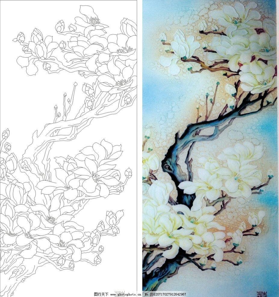 艺术玻璃花型囹�b_艺术玻璃图片