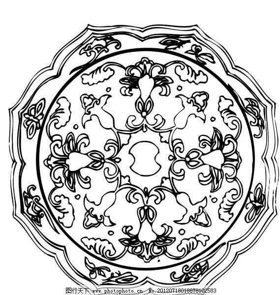 刺绣 花纹图片