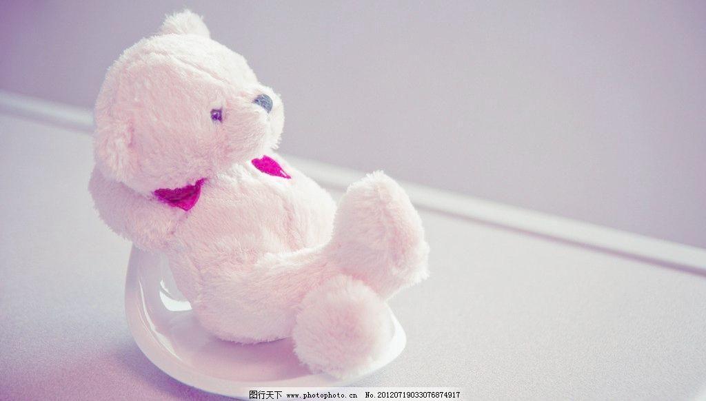 可爱小熊娃娃 摄影 生活百科 生活素材 玩具 可爱小熊娃娃图片素材