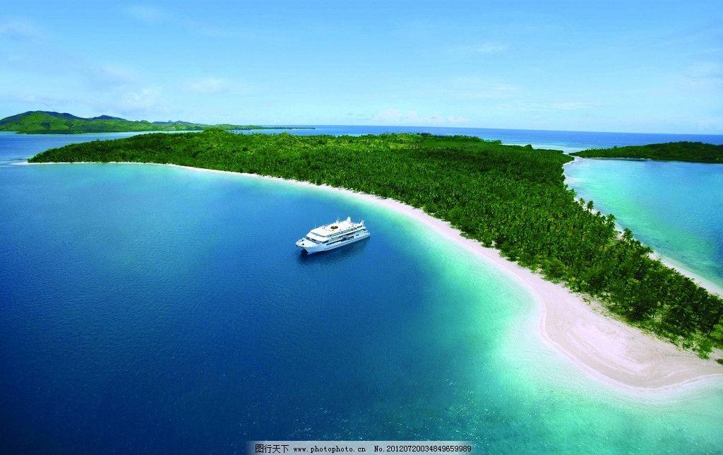热带 海岛 海滩图片