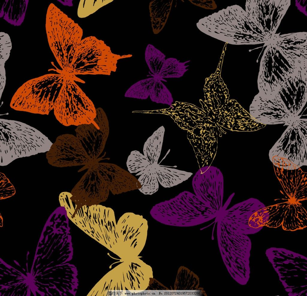 butterflybts数字简谱