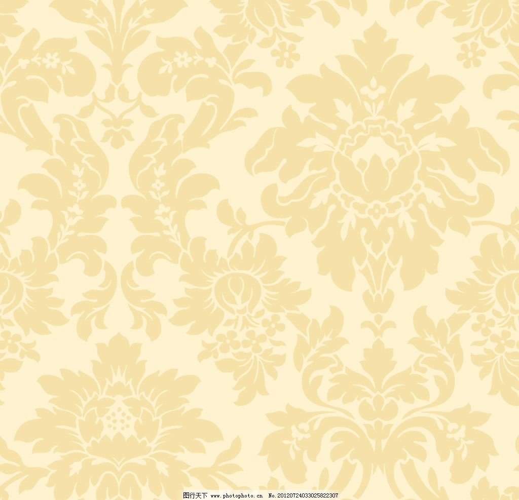 欧花 欧式花纹 墙纸 壁纸 花型 欧式 家居 图案 花纹 卷草 psd分层