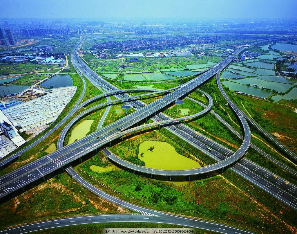 高速公路立交图片
