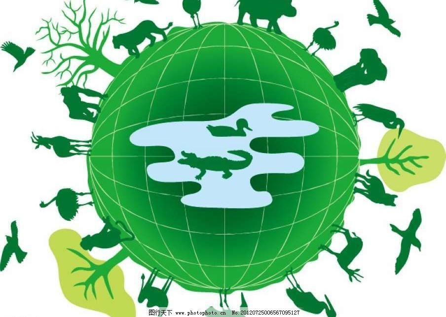 环保公益海报