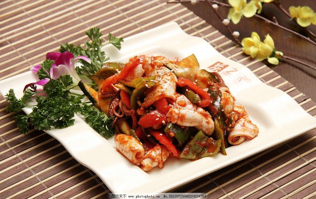 拌梧桐花 拌菜 凉菜 传统美食 餐饮美食 摄影 72dpi jpg