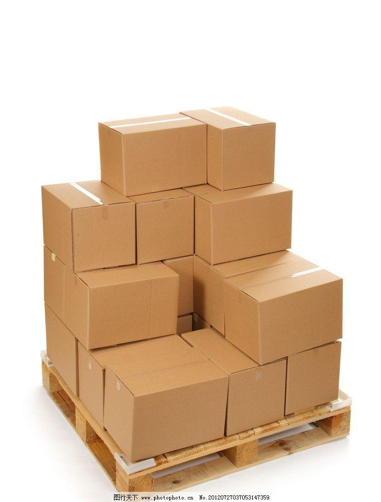 包装箱 纸箱 木架 快递 物流 运输 易碎品 包装盒 箱子 家居物品