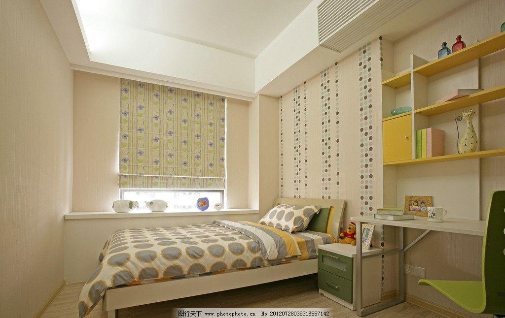 室内设计 房间 女孩房      温馨 家具 创意房间 装修设计 家居设计