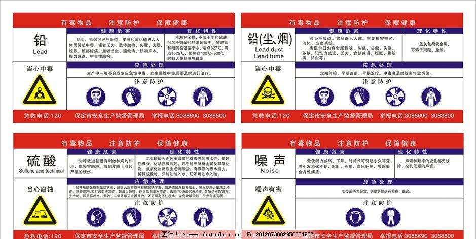 职业病防治展板 职业病防护展板 职业病展板 噪声有害 注意防护