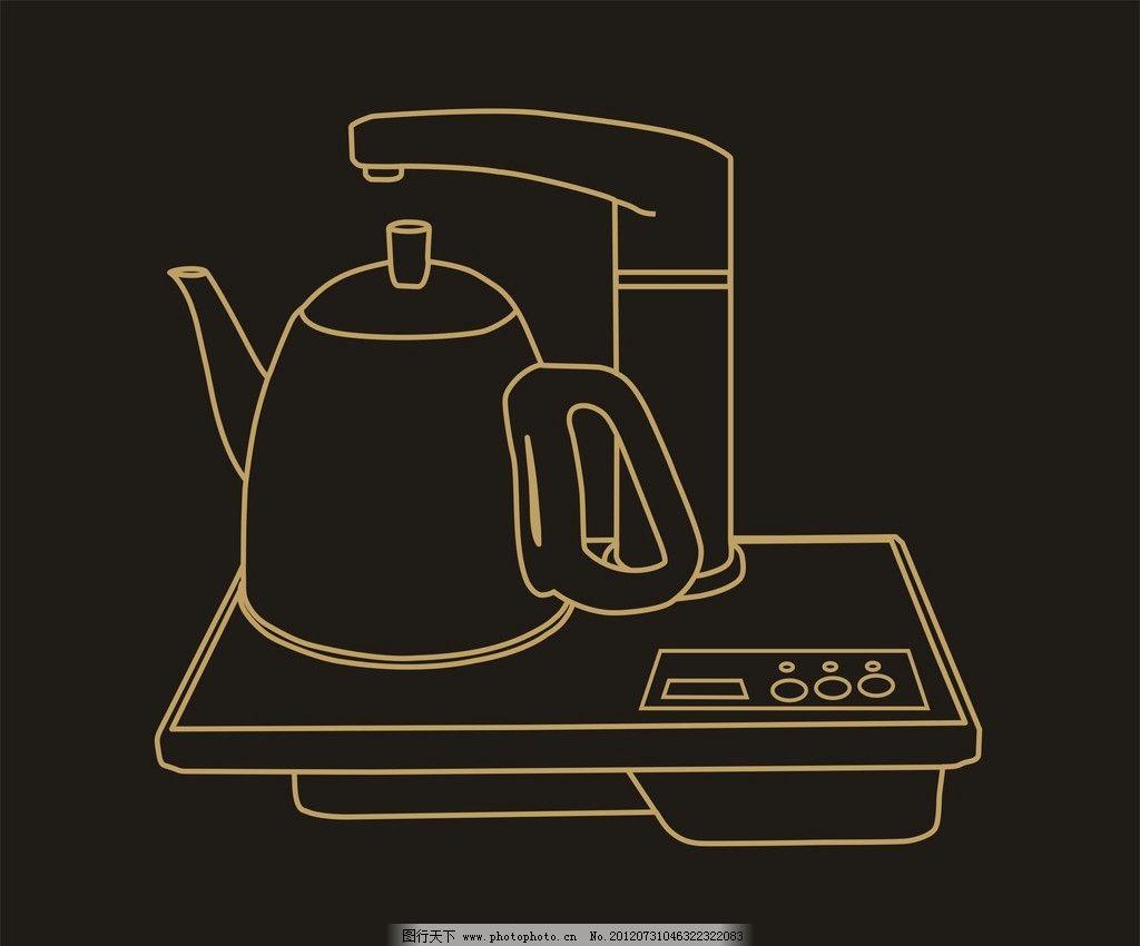 茶具安装步骤图