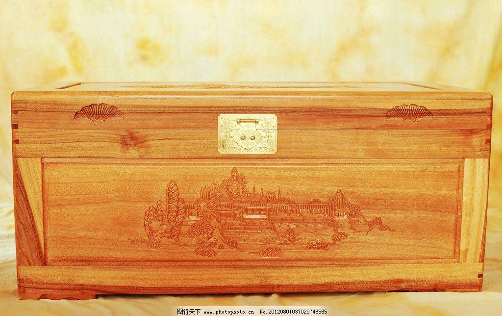 红木家具 红木 红木箱子 红木雕刻 家居 生活素材 生活百科 摄影 350