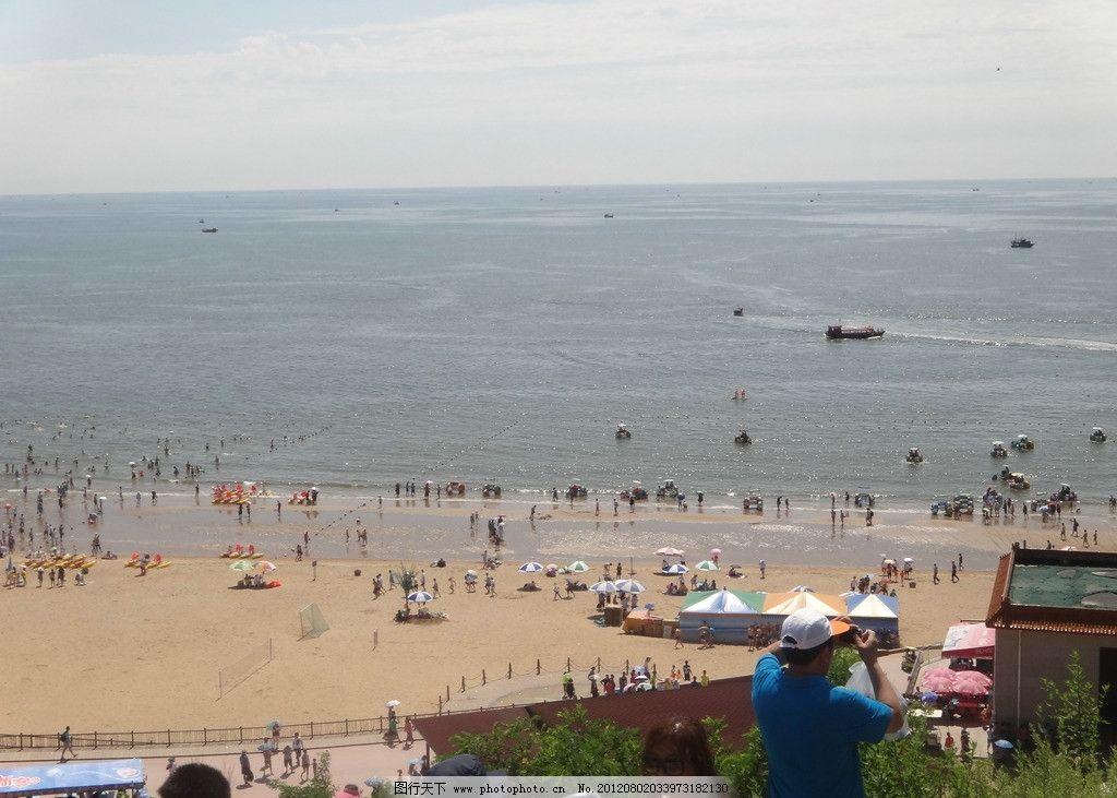 海滩 秦皇岛 旅游 游泳 国内旅游 旅游摄影 摄影 72dpi jpg