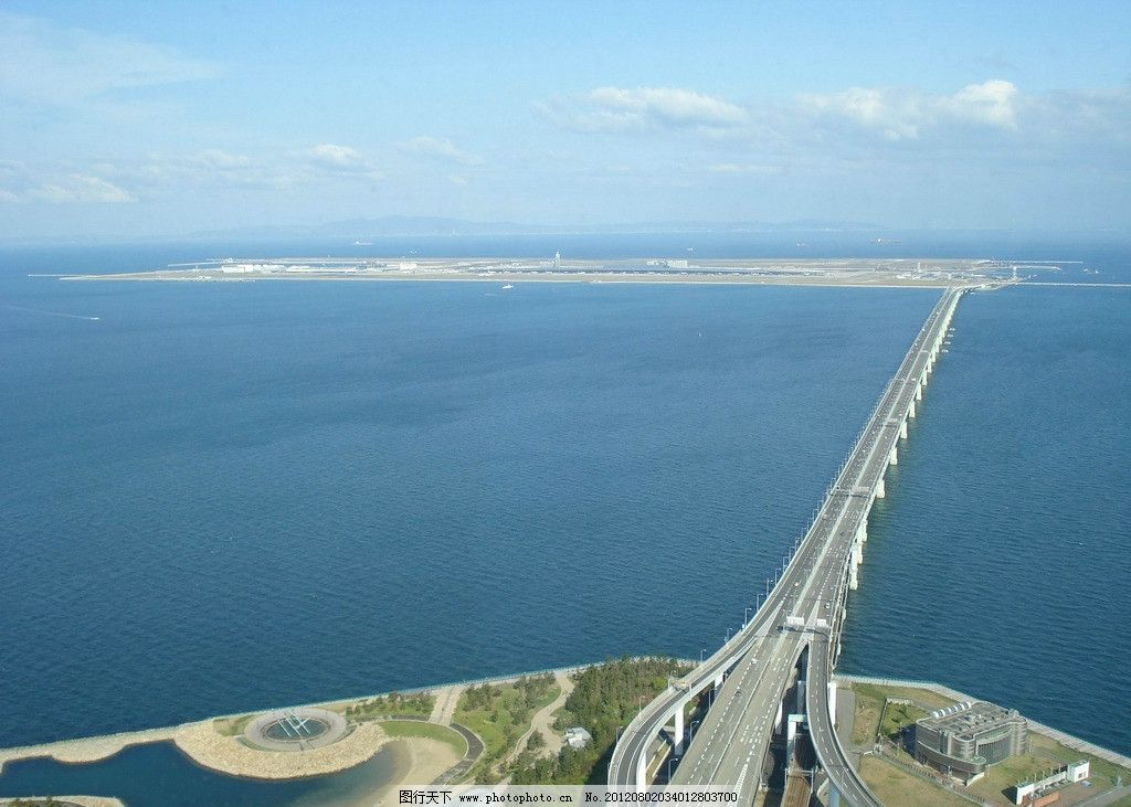跨海大桥 机场高速图片