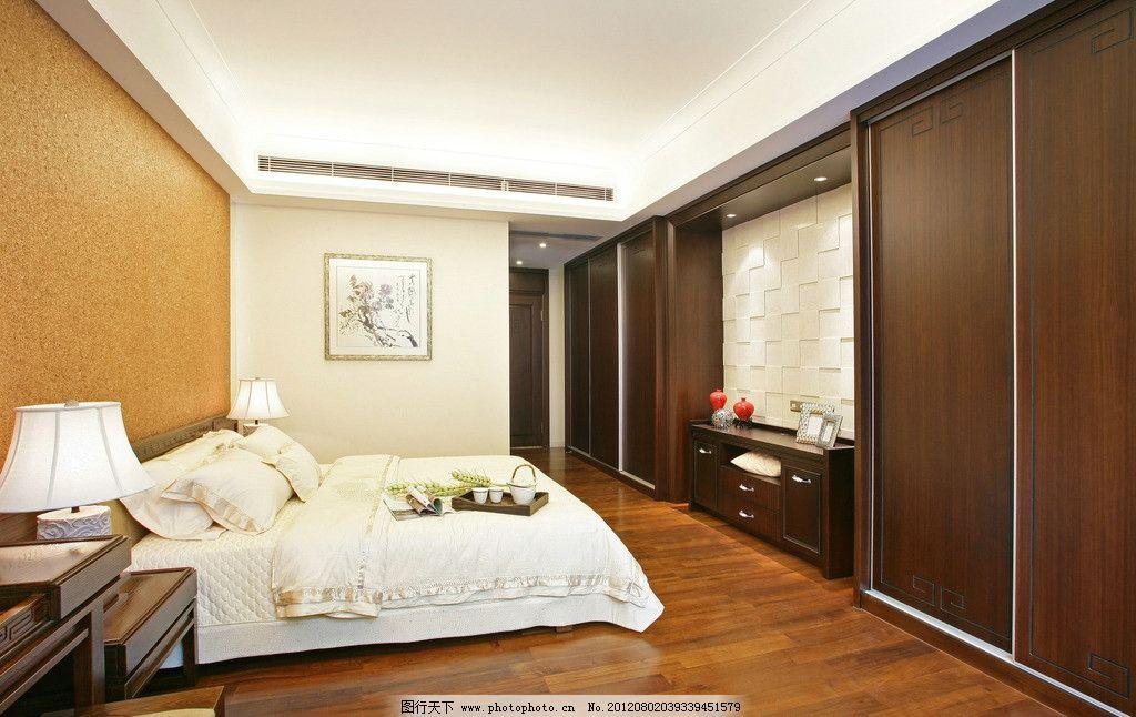 中式电视柜衣柜