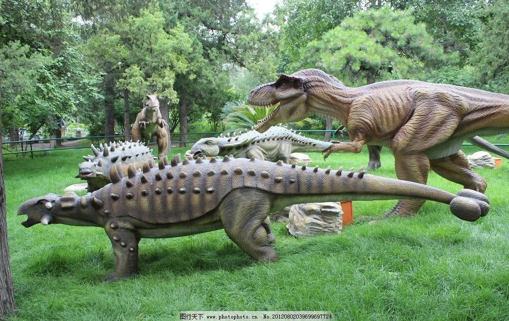动物 恐龙 1024_646