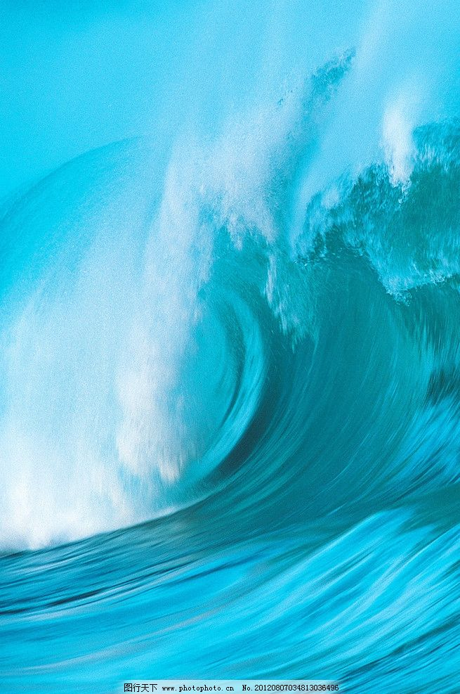 大海 海边 海景 浪花 自然风景 自然景观 摄影 300dpi jpg