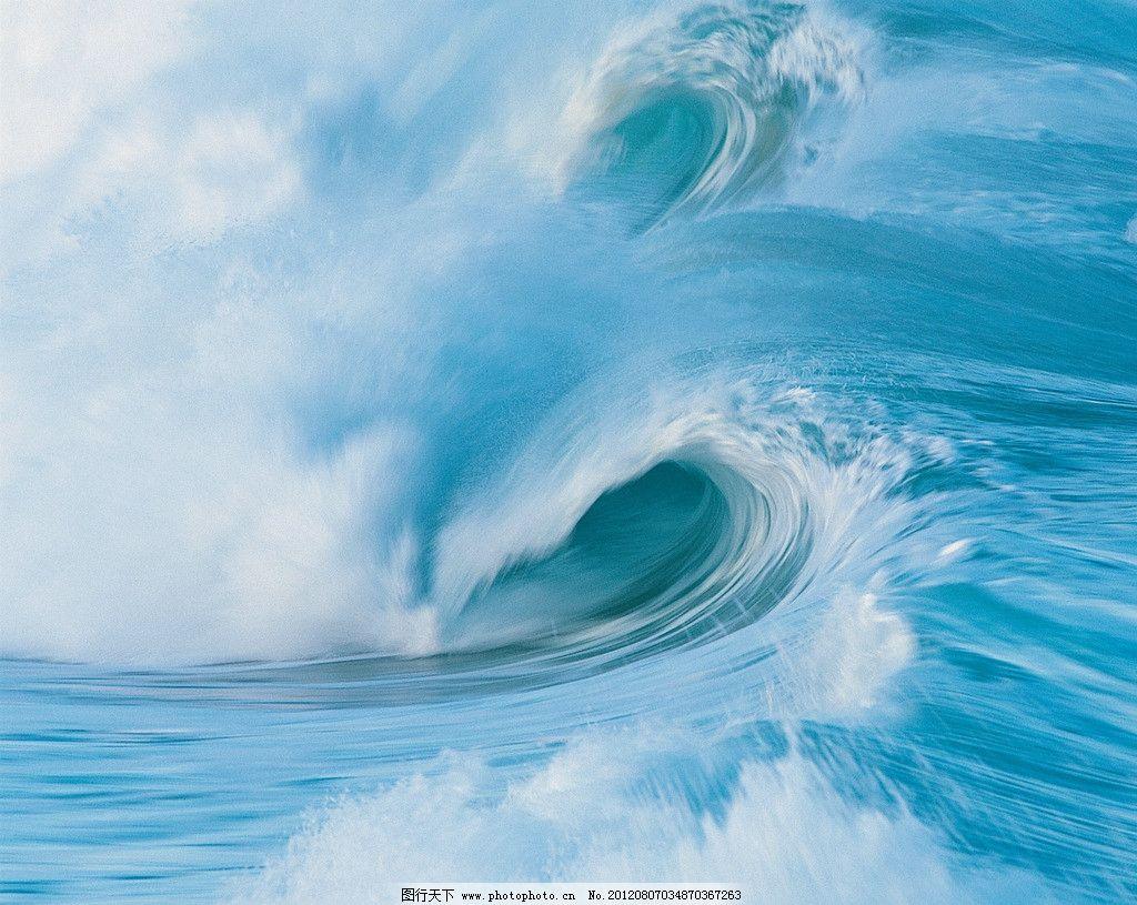 大海 海边 海景 海水 波浪 自然风景 自然景观 摄影 300dpi jpg