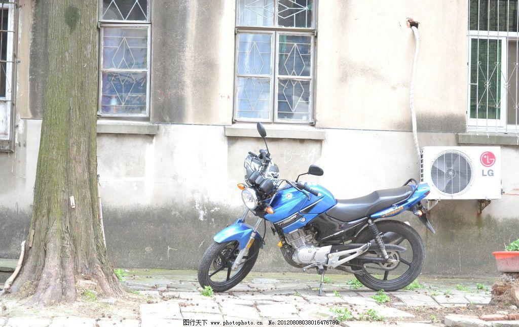 摩托车 雅马哈 天剑 125 雅马哈ybr125k 交通工具 现代科技 摄影 300