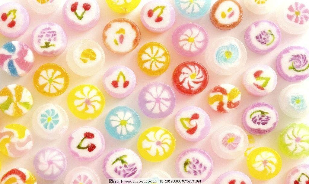 七彩糖果 软糖 小甜品 五彩软糖 糖果制作 花样糖果 糖果背景