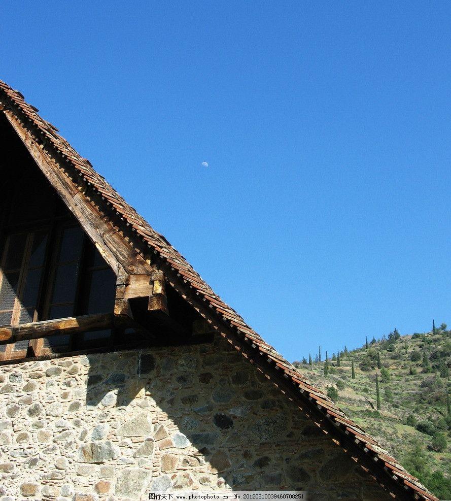村舍 村庄 农村 风景 风光 美景 屋檐 房檐 房屋 建筑摄影