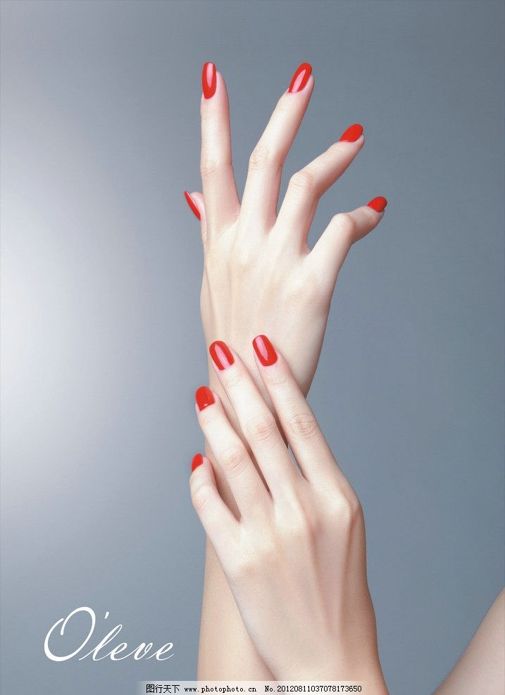 美甲 玉手 指甲 发型 美女 生活素材 生活百科 摄影 100dpi jpg