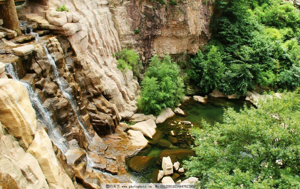 悬崖峭壁图片