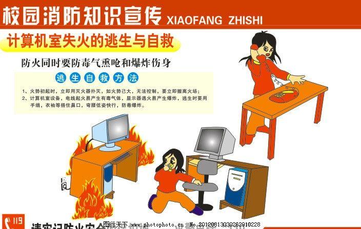 计算机室v模板的逃生与自救cdr模板展板_茶叶模昵图网图片名片设计图片