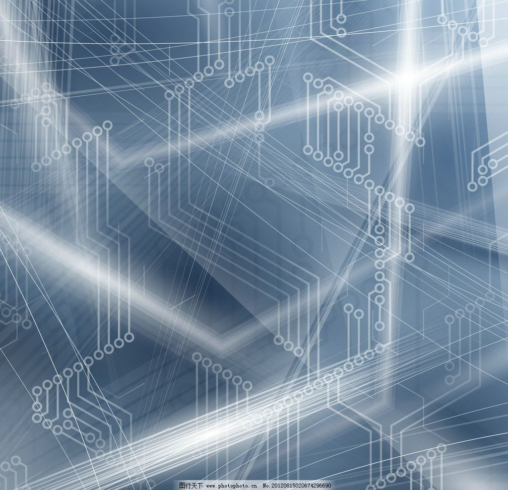 蓝灰科技背景 蓝色 灰色 白色 科技 线条 底图 背景 抽象底纹 底纹